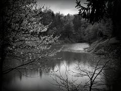 Il lago di Pianfei