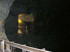Ein salziges HFF aus 450m Tiefe !