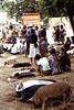 Marché au Mexique (MEX) Juillet 1979. (Diapositive numérisée).
