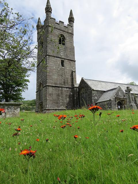 sheepstor church, devon