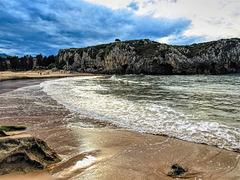 Cuevas del Mar,  Asturias.
