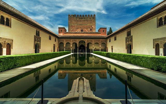 Alhambra. Granada