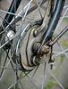 Gazelle bike – Front drum brake