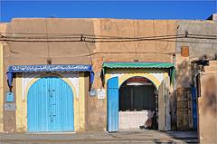 Doors in Tiznit