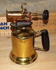 Turner Brass blow torch