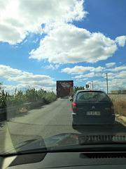 On the way to Valada do Ribatejo