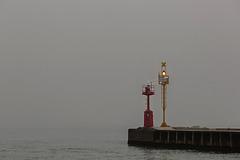 Ultime luci di un giorno di ordinaria malinconia ... Last lights of a day of ordinary melancholy ...