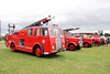 Vintage Fire engine display ~ Lincoln showground