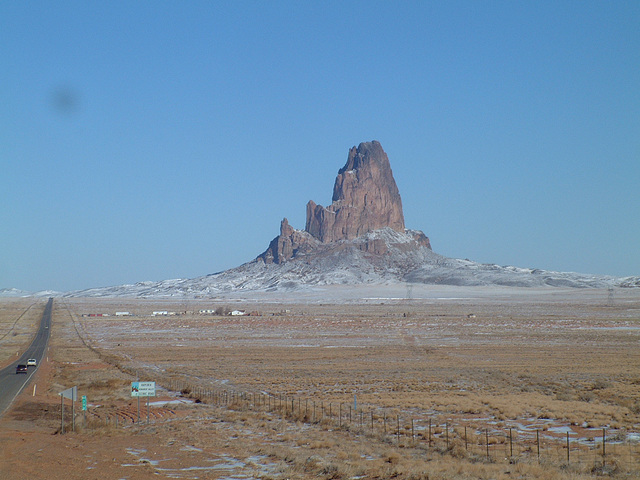 To Monument Valley