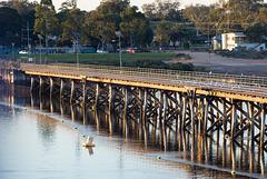 Port Augusta - old bridge- HFF