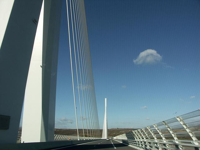HFF from the Millau Bridge