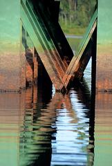 Le pont se meurt