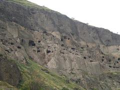 Monastic complex in caves (12th century).