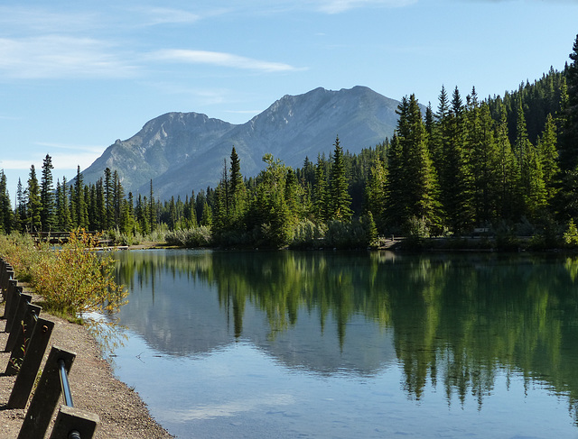 Mt Lorette Ponds, Kananaskis