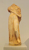 Statuette of a Woman from Daphni in the National Archaeological Museum of Athens, May 2014