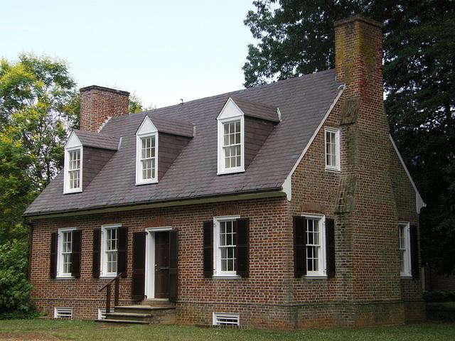 Slaves Quarters, Fredericksburg