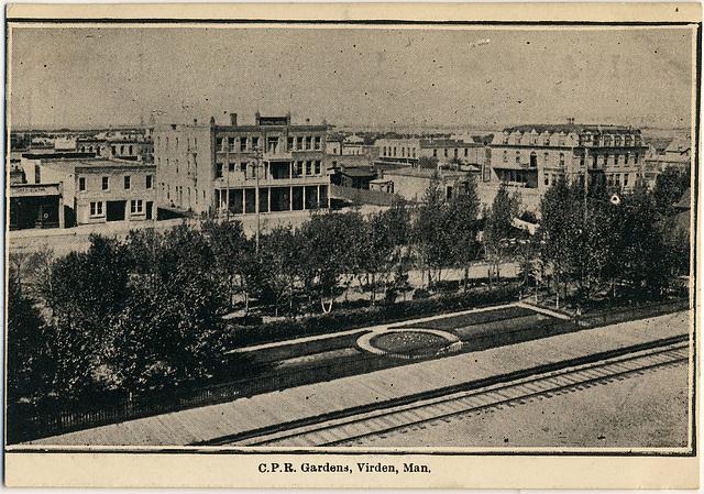 5428. C.P.R. Gardens, Virden, Man.