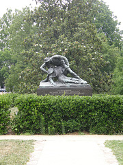 Fredericksburg Memorial