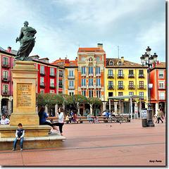 Plaza Mayor - Burgos