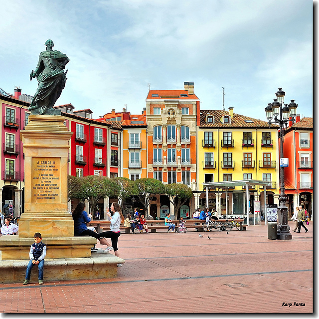 Plaza Mayor - Burgos