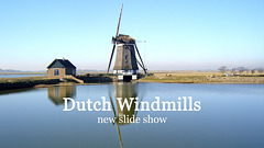 Slide show: Dutch Windmills
