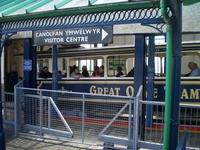 The Great Orme classic tram.