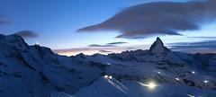 Zermatt : Ora Blu