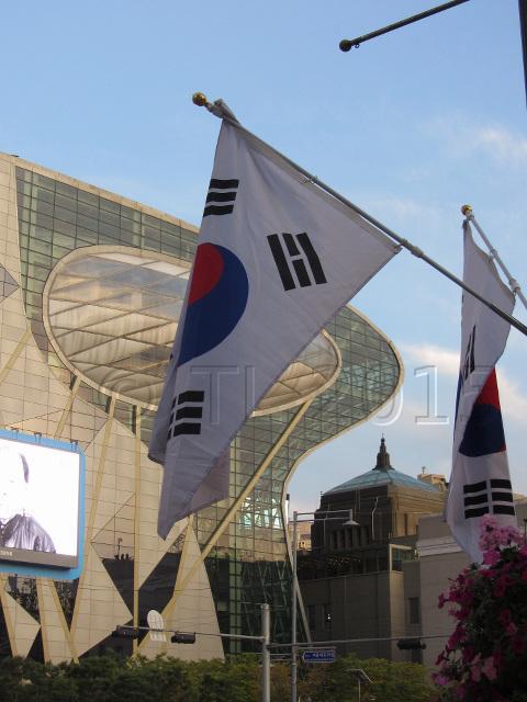 서울 도시 Seoul City