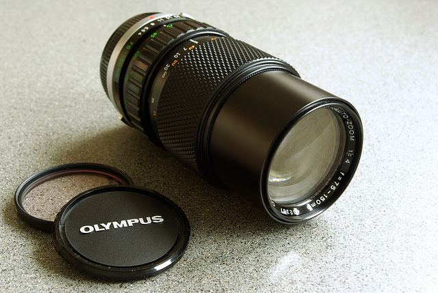 Olympus Zuiko Zoom Lens 75-150mm
