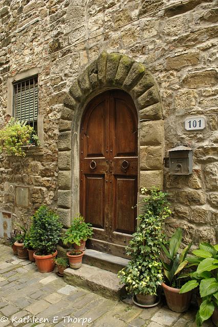 Greve in Chianti Tuscany 052814-002