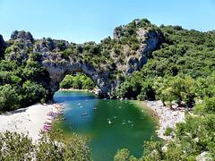 Ardèche - Pont d'Arc