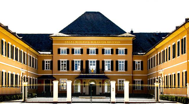 Rheingau - Schloss Johannisberg
