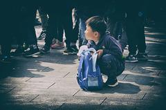 L'insoucience de l'enfance