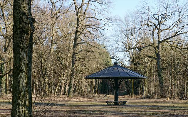 im Wildpark Potsdam