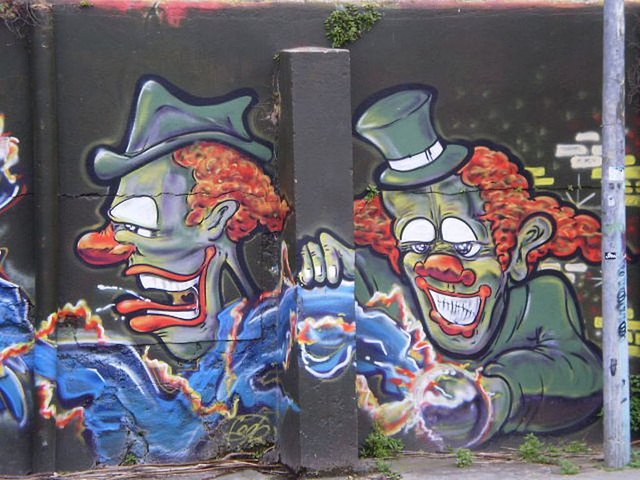 The clowns.