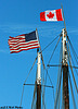 Flags in the Rigging