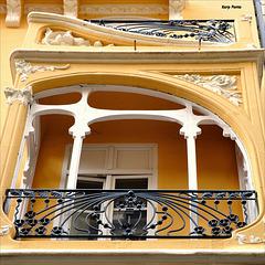 Casa Ferrán - Modernismo - Teruel