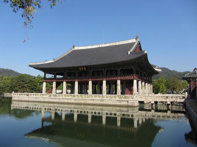 서울 경복궁 Seoul, Gyeongbukgung Palace