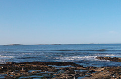 gbw - Farnes on horizon