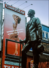 New York - Times Square - 1986