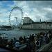 crowds on Westminster Bridge