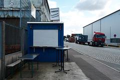 Hafenkante. Ellerholzdamm, 6.9. 2015