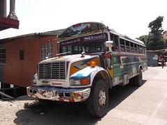 Jehova Nissi bus