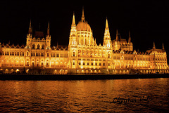 Parlement buildings in Budapest