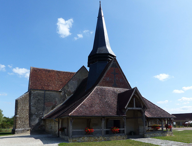Racines - Saint-Éloi
