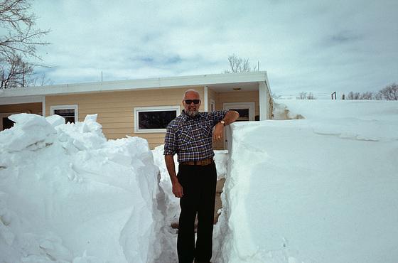 South Dakota, December, 1980