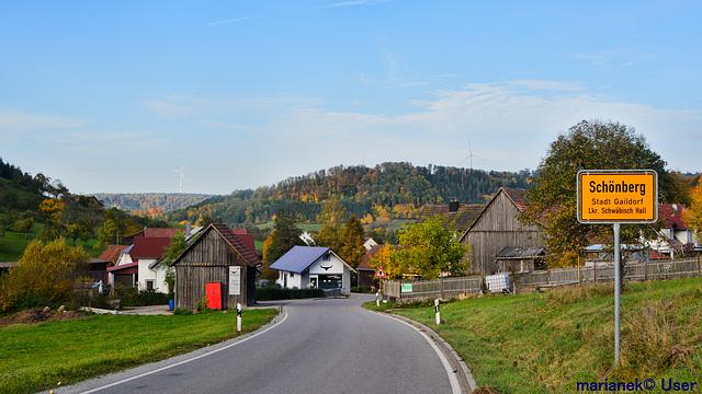 Schönberg bei Gaildorf