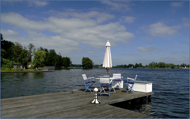 The best place to be in Hillegersberg, The Netherlands...