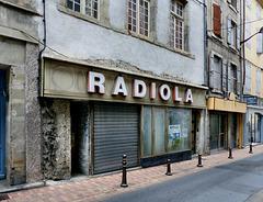 Carcassonne - RADIOLA