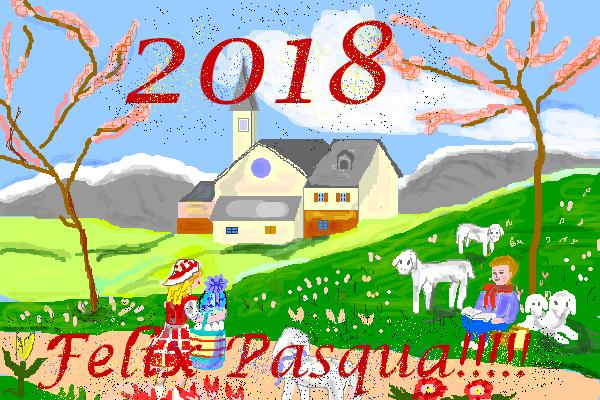 Felix Pasqua 2018!